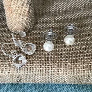 BNWT LOT of 2 Origami Owl Earrings